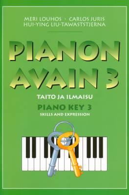 Pianon avain 3 / Piano Key 3