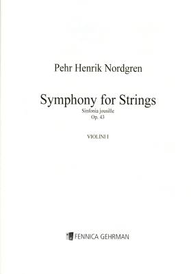 Symphony for Strings op. 43