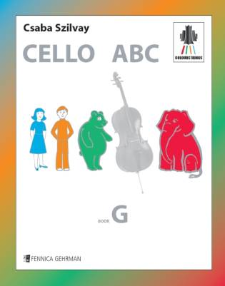 Cello ABC: Book G