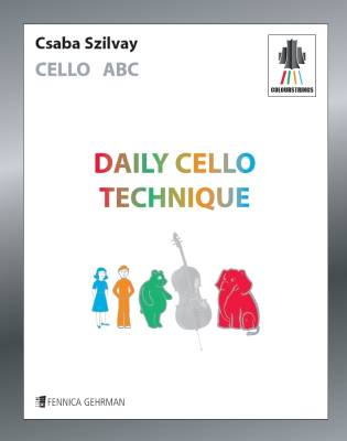 Colourstrings Cello ABC: Daily Cello Technique
