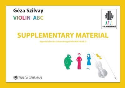 Violin ABC - Supplementary material