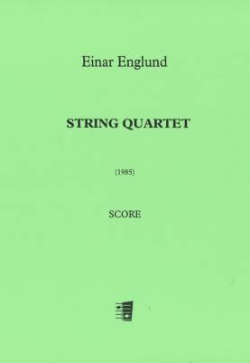 String Quartet (1985)