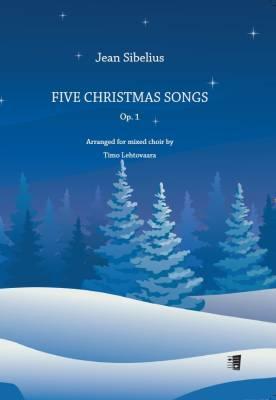 Five Christmas Songs Op. 1