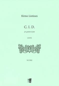 C. I. D. for wind quintet
