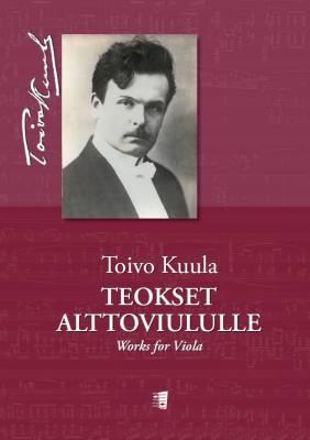 Teokset alttoviululle / Works for Viola