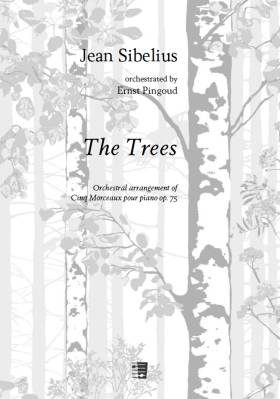 The Trees / Puu-sarja op. 75 : study score