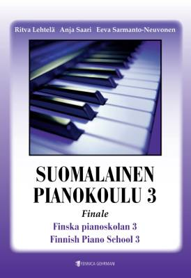 Suomalainen pianokoulu: osa 3 Finale