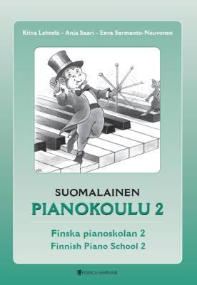 Suomalainen pianokoulu: osa 2