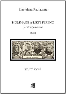 Hommage à Liszt Ferenc