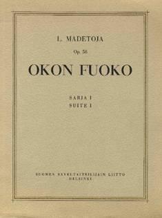 Okon Fuoko op 58 Suite 1
