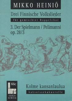 Der Spielmann / Pelimanni op 28/3