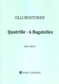 Quatrille - 6 Bagatelles
