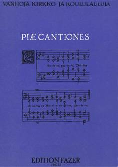 Piae cantiones (koulupainos)