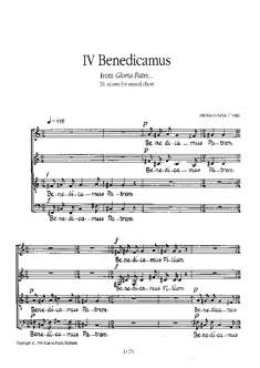 Benedicamus - Laudate Dominum