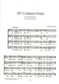 O salutaris hostia - Ave verum corpus