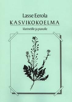 Kasvikokoelma/Herbarium