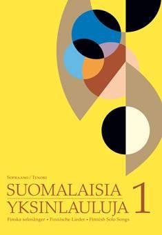 Suomalaisia yksinlauluja 1 (sopraano/tenori)