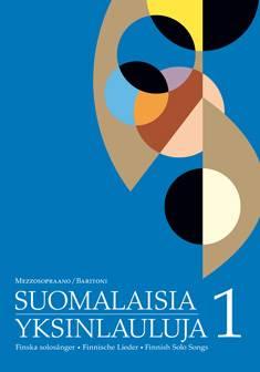 Suomalaisia yksinlauluja 1 (mezzo/baritoni)