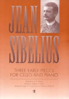Three Early Cello Pieces / Kolme varhaista sellokappaletta