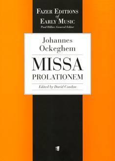 Missa prolationem