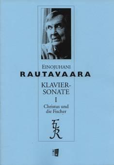 """Piano Sonata 1 / Klaviersonate 1 """"Christus und die Fischer"""""""