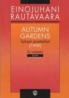 Autumn Gardens / Syksyn puutarhat