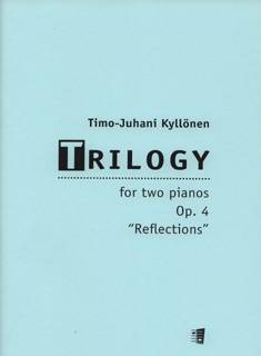"""Trilogy for Two Pianos op 4 """"Reflections"""""""