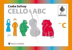 Colourstrings Cello ABC (Book C)