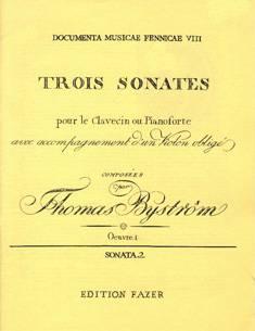 Sonata / Sonaatti op 1/2