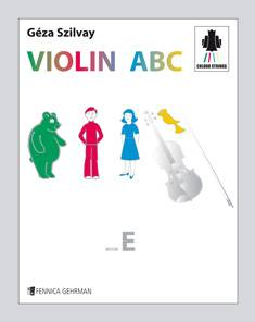 Colourstrings Violin ABC (Book E)