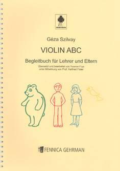 Colourstrings Violin ABC - Begleitbuch für Lehrer und Eltern