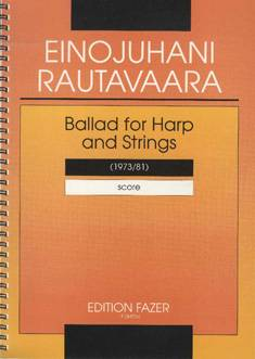Ballad for Harp and Strings