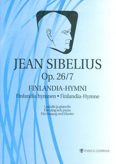 Finlandia-hymni op. 26/7