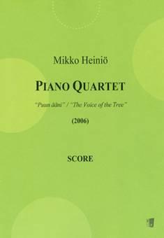 Piano Quartet 'Puun ääni' ('The Voice of the Tree')