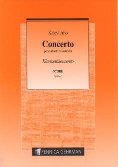Concerto per clarinetto ed orchestra / Clarinet Concerto