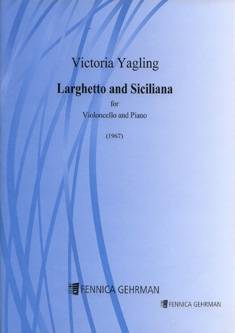 Larghetto and Siciliana
