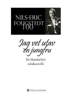 Jag vet utav en jungfru (arr., Text:trad., Swedish)