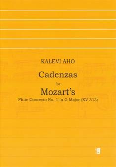 Cadenzas for Flute Concerto No. 1 In G Major (KV 313) by W.A. Mozart