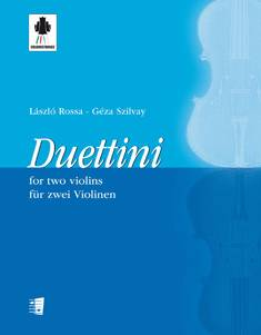 Duettini for two violins