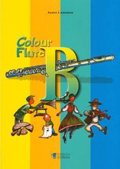 Colour Flute B