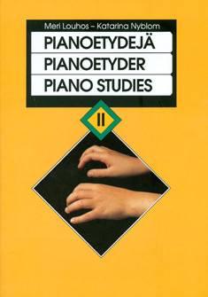 Pianoetydejä 2 / Piano Studies 2