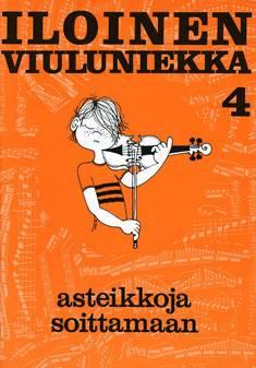 Iloinen viuluniekka 4