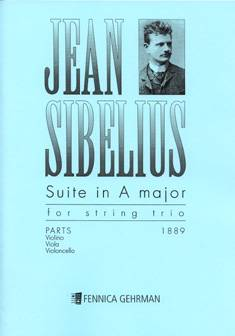 Suite in A Major for String Trio
