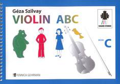 Colourstrings Violin ABC (Book C)