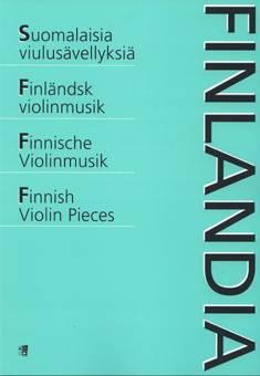 Finlandia - Finnish Violin Pieces - Violin part & piano accompaniment