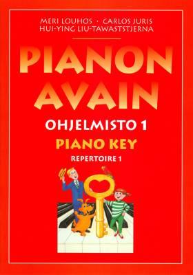 Pianon avain / Piano Key