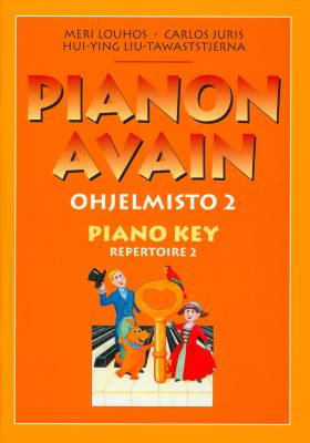 Pianon avain