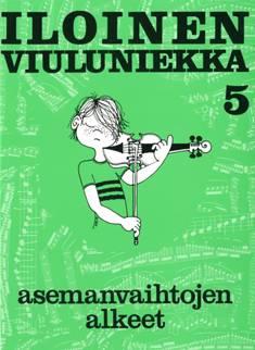 Iloinen viuluniekka 5