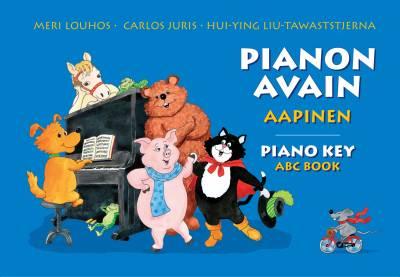 Pianon avain - Piano Key