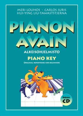 Pianon avain (+cd) - Piano Key